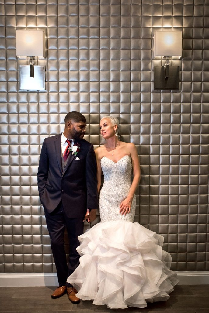 Hilton Greenville Wedding