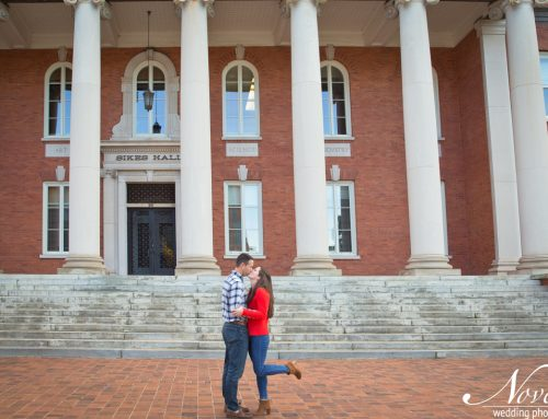 Clemson University Engagement Photos | Jenna + Mark