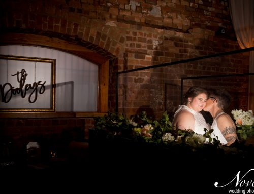 Old Cigar Warehouse Wedding | Sheridan + Sara