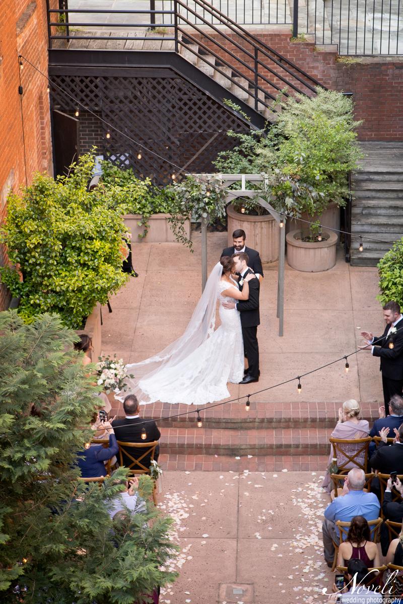 Larkins Wedding - Amanda and Ryan
