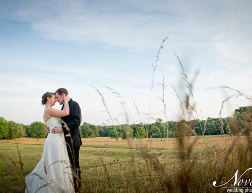 The Barn at Sitton Hill + St. Luke's Catholic Church Wedding | Kristy + Sam